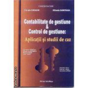 Contabilitate de gestiune&Control de gestiune Aplicatii si studii de caz