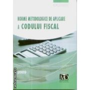 Norme metodologice de aplicare a codului fiscal 2009