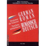 Dictionar de buzunar German-Roman Roman-German