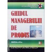 Ghidul managerului de produs + CD