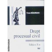 Drept procesual civil ed 10