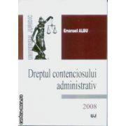 Dreptul contenciosului administrativ 2008