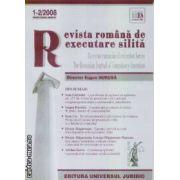 Revista romana de executare silita 1-2/2008