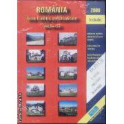Ghid turistic Romania Intre Traditie si Actualitate + harta turistica