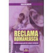 Reclama romaneasca