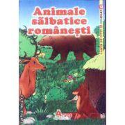 Animale salbatice romanesti