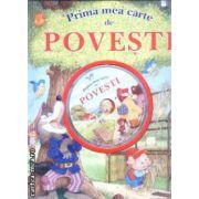 Prima mea carte de Povesti +CD