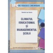 Climatul educational si Managementul scolii