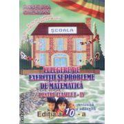 Culegere de exercitii si probleme de matematica pentru clasele I - IV ( editura : Elis , autor : Angelica Gherman , ISBN 978-606-503-045-9 )
