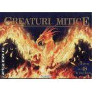 Creaturi mitice - puzzle