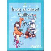 Invat sa citesc Gulliver in Liliput Nivelul 1