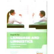 English for Language and Linguistics in Higher Education studies Course Book + CDs