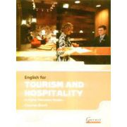 English for Tourism and Hospitality in Higher Education studies Course Book + 2 CDs