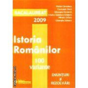 Istoria Romanilor 100 de variante Enunturi si rezolvari