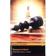 Dangerous Game Level 3(editura Longman, autor:William Harris isbn:978-1-4058-8181-4)