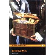 Detective Work Level 4(editura Longman, autor:John Escott isbn:978-4-4058-8211-8)