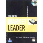 Market Leader Elementary Business English Course Book + CD(editura Longman, autori:David Cotton, David Falvey, Simon Kent isbn:978-1-4058-8132-6)