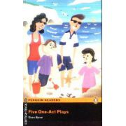 Five one-act plays(editura Longman, autor:Donn Byrne isbn:978-1-4058-8182-1)