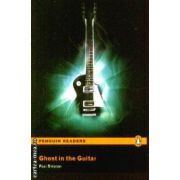 Ghost in the Guitar Level 3(editura Longman, autor:Paul Shipton isbn:978-1-4058-8184-5)