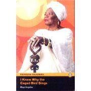 I know why the caged Bird sings(editura Longman, autor:Maya Angelou isbn:978-1-4058-8265-1)