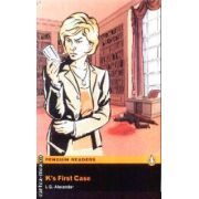 K's first Case Level 3(editura Longman, autor:L. G. Alexander isbn:978-1-4058-8191-3)