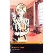 K's first Case Level 3(editura Longman, autor:L. G. Alexander isbn:978-1-4058-8191-3)