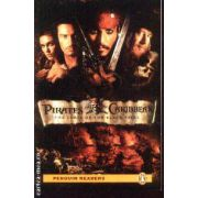 Pirates of the Caribbean The Curse of the Black pearl(editura Longman, autor:Disney isbn:978-1-4058-8170-8)