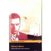 Ripley's Game(editura Longman, autor:Patricia Highsmith isbn:978-1-4058-8250-7)
