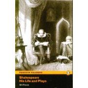 Shakespeare his Life and Plays(editura Longman, autor:Will Fowler isbn:978-1-4058-8231-6)