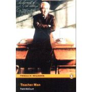 Teacher Man(editura Longman, autor:Frank McCourt isbn:978-1-4058-8233-0)