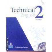 Technical 2 Workbook + CD(editura Longman, autor:Christopher Jacques isbn:978-1-4058-9654-2)