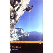 The Climb(editura Longman, autor:John Escott isbn:978-1-4058-8179-1)