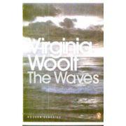 The waves(editura Longman, autor:Virginia Woolf isbn:978-0-141-18271-1)