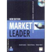 Market Leader Upper Intermediate Business English Course Book + CD(editura Longman, autori: David Cotton, David Falvey, Simon Kent isbn: 978-1-4058-8140-1)