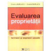 Evaluarea proprietatii termeni si expresii uzuale