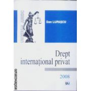 Drept international privat 2008