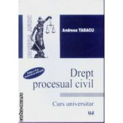 Drept procesual civil Curs universitar