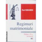 Regimuri matrimoniale
