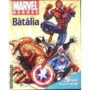 Marvel Heroes Batalia
