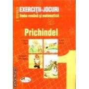 Exercitii Jocuri limba romana si matematica clasa I Prichindel
