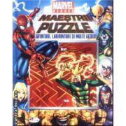 Marvel Heroes Maestrii puzzle Aventuri labirinturi si multe altele