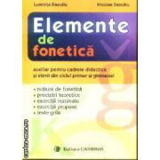 Elemente de fonetica auxiliar