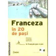 Franceza in 20 de pasi + CD