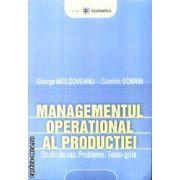 Managementul operational al productiei