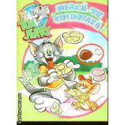 Tom si Jerry Joaca-te si coloreaza