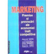 Marketing Premise si provocari ale economiei inalt competitive