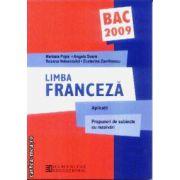 Limba franceza Aplicatii Propuneri de subiecte cu rezolvari Bac 2009