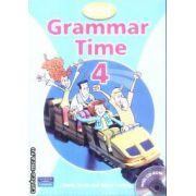 New Grammar Time 4 + CD(editura Longman, autori: Sandy Jervis, Maria Carling isbn: 978-1-4058-6700-9)