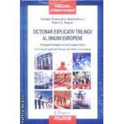 Dictionar explicativ trilingv al Uniunii Europene