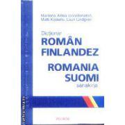 Dictionar Roman Finlandez  Romania-Suomi